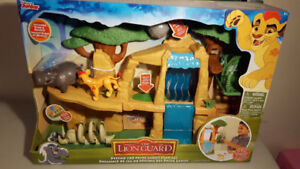 Lion King 'Defend the Pride' playset