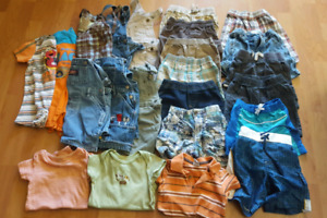 Boys 12 to 18 month lot