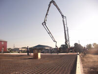 ***SPECIALIZING IN CONCRETE PLACEMENT AND CEMENT FINISHING***