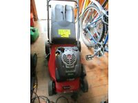 Chamion Motor Mower.