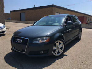 2009 Audi A3 Premium Pano Roof | ONE OWNER | No Accident