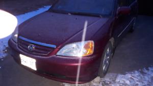 2001-2005 Used Honda Civic Parts.  Cheap!