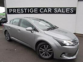 TOYOTA AVENSIS 2.0 D-4D ICON 4d 124 BHP (grey) 2015