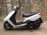 FULLY WORKING 2013 Yamaha XC Vity 125cc learner legal 125 cc