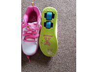 Heelies shoes ( size 3)
