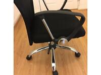 Black Office Desk Chair