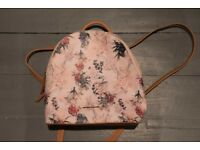 Paco Martines ladies Trend bag backpack flowery