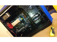 AMD FX8350 4.0Ghz 8 core processor + Gigabyte GA-78LMT-USB3 motherboard+ Cooler Master Hyper 212 evo