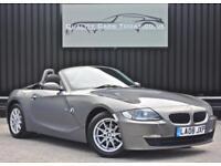 2008 BMW Z4 2.5i 2.5 SE Roadster Convertible Manual * Stratus Grey *