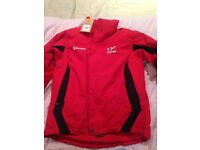 New, never been worn, Kids Ulster rugby jacket