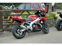 1999 Zx6r g2 12 MONTHS MOT swaps try me. Cruiser/supermoto