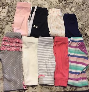 3-6 month brand name 30 item baby lot