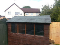 Garden Shed 8'x5' - Used