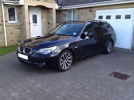 BMW 535d touring - HUGE Spec - All the gadgets !