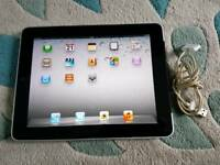 Apple ipad tablet 1 Gen 64GB 10 inches