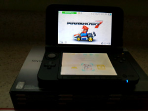 Nintendo 3DS XL and  Games