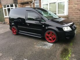 VW CADDY 19 tdi DSG crew cab/5seats