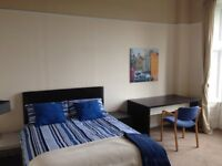 Large Single Room with En-suite in Bowmont Gdns, West End - fully inclusive rent