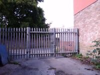 24/7 Gated Off Road Hardstanding Parking; Two spaces available