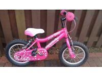 Girls 14 inch Cuda Blox bike