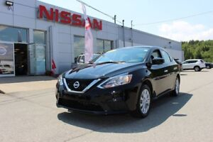 2017 Nissan Sentra SV WITH STYLE PACKAGE
