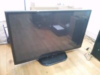 LG 50-inch - Great Condition - Widescreen 1080p Full HD Plasma TV - model 50PN650T