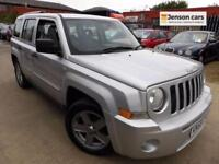 2008 58 JEEP PATRIOT 2.0 LIMITED CRD 5D 139 BHP DIESEL