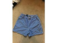 Mens Ralph Lauren swim shorts size Large
