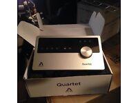 Apogee Quartet usb audio interface