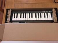 M-Audio KeyStation Mini USB Keyboard