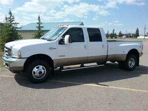 2003 Ford Super Duty F-350 King Ranch **DIESEL~LEATHER~CHIPPED**