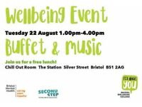 Free Wellbeing Event