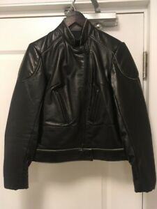 Woman's Motorcycle Jacket - Good Condition