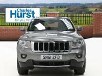 Jeep Grand Cherokee V6 CRD OVERLAND (grey) 2012-01-04