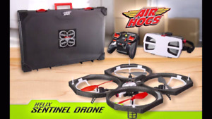 Air hogs drone with Camera and VR headset. Ki k
