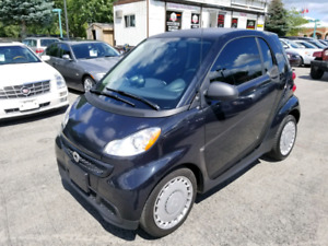 2013 Smart Fortwo Coupe Low KM Service History Bluetooth Tinted