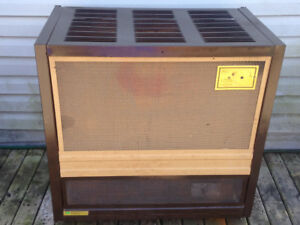 Sears automatic wood heater