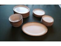Denby Viceroy - Assorted Plates and Bowls