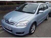 2004 Toyota Corolla 1.4 *12 Months MOT*Full Service History*