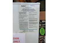 LEC Medication Fridge