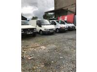 Few vivaro traffic transit & Nissan patrol forsale all Psv ready for work