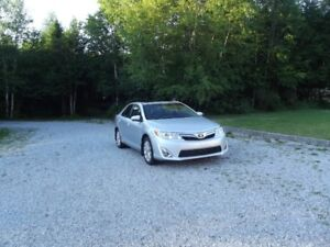 2012 Toyota Camry XLE Fully Loaded