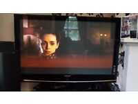 Samsung 50 inch Plasma Perfect working order awesome picture quality 6 years old