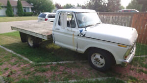 1979 Ford F-250 one ton dually Pickup Truck