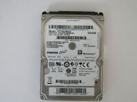 "Samsung Spinpoint 750GB 2.5"" SATA Laptop Hard Drive"