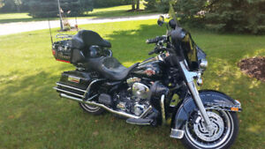 2006 Harley Davidson Ultra Classic, Like New, One Owner