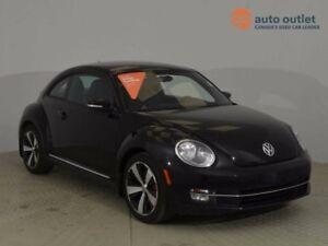 2012 Volkswagen Beetle 2.0 TSI Sportline