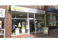 Oxfam Tunbridge Wells requires Volunteer Shop Assistants - 4 hour shifts