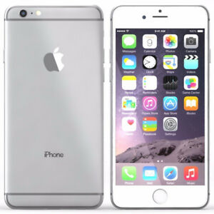 IPHONE 6 16GB SILVER**MINT CONDITION** BELL/VIRGIN