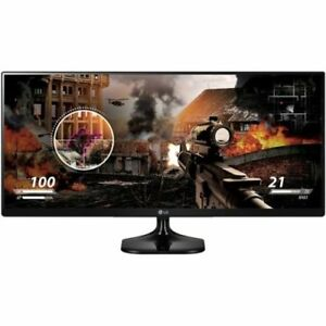 """LG 25"""" Ultawide Monitor Best Gaming Experience 21:9 UltraWide"""